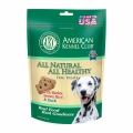 All Natural All Healthy Dog Treats with Barley, Brown Rice, & Duck