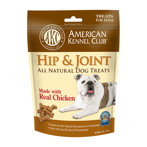 Hip & Joint All Natural Dog Treats Made with Real Chicken